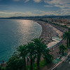 Promenade des Anglais<br /> <br /> Tech:<br /> Camera | Nikon D7100<br /> Lens | Nikkor 12-24mm; at 12mm<br /> Exposure | 1/320 sec; f/11; ISO 100<br /> Filters: Circular Polarizer