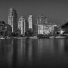 False Creek Panorama<br /> <br /> Tech:<br /> Camera | Nikon D80<br /> Lens | Nikkor 12-24mm<br /> Exposure | 2sec;  f/11; ISO 100<br /> Filters: None