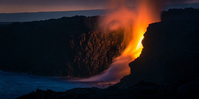 Kilauea Outflow