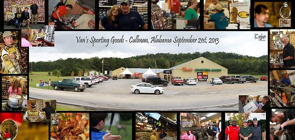 Van's Anniversary Sale Sept. 22, 2013