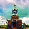 Li Lihua's church colorized. (Blagoveshchensk, Russia)