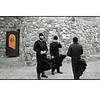 Orthodox Priests at the Alansky Epiphany Monastery. (Kurtatin Gorge, North Ossetia)