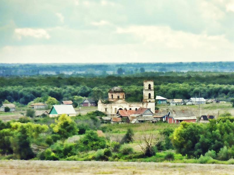 Penza countryside.