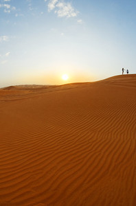 Desert near Dubai.