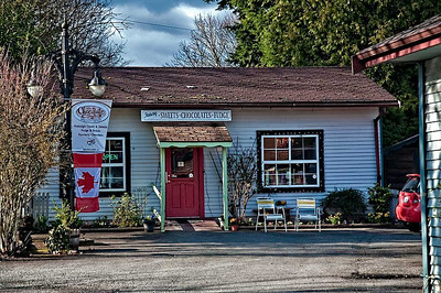 Sweet shop Fort Langley