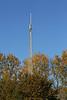 Steendorp - GSM-mast in de Lepelstraat