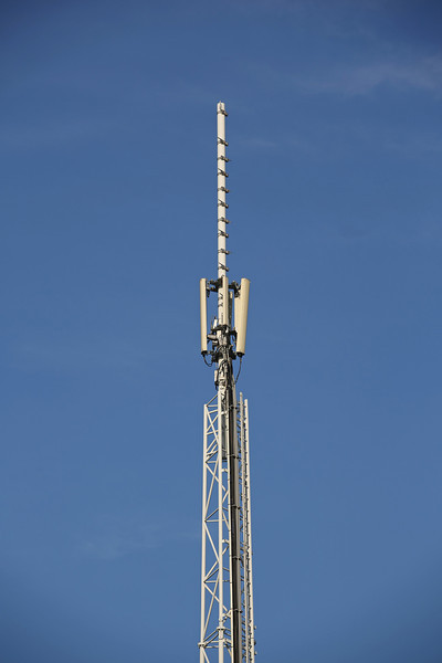 Steendorp - GSM-mast in de Lepelstraat