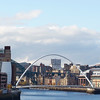 Curvature of the Tyne.
