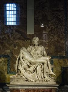 Pieta St. Peter's