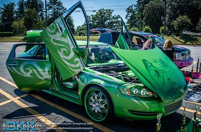 Pro Logic Entertainment Mild 2 Wild Car Show 09142013