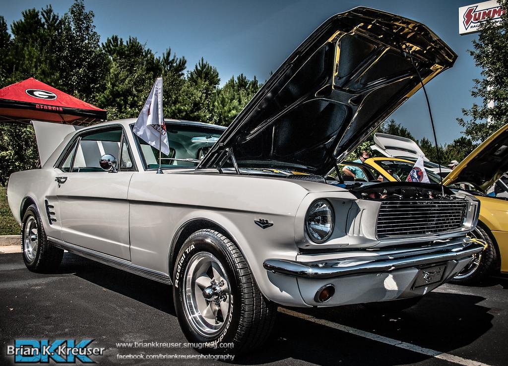 Tara Mustang Club Fall Show 2013