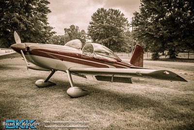 Vintage day at Candler Field Museum