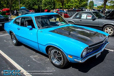 9th Annual All Ford Show