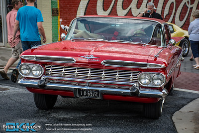 Acworth Classic Cruise May 2014