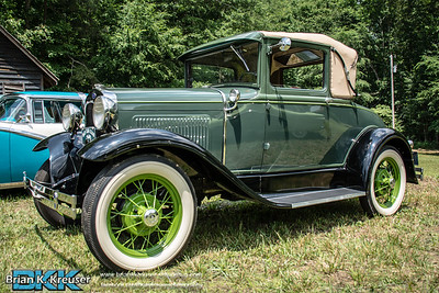 Inman Antique Truck and Car Show