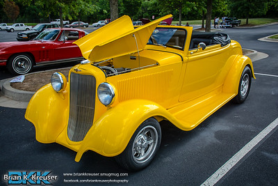 Monday Cruise at Summit 07072014
