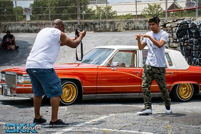 V103 Promo Shoot