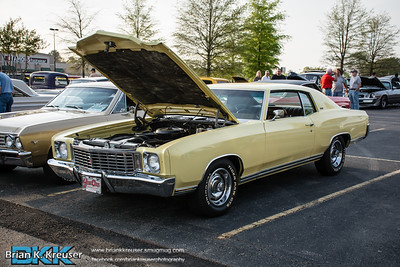 Wise Guy's Wings Cruise In 03/12/2014