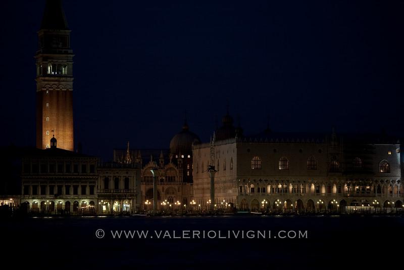 Duke Palace and S.Marco from Giudecca Island - Venezia (IT)