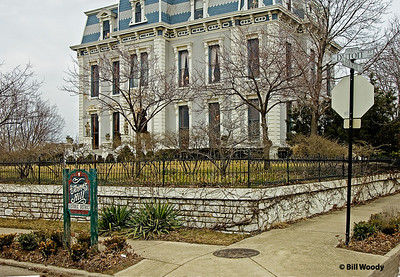 The Bossler Mansion, St Anne's Hill Historic District