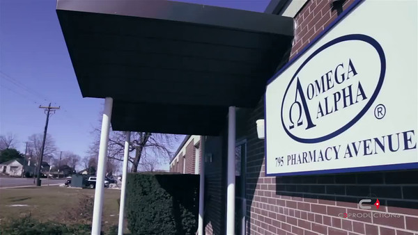 TV Commercial | Omega Alpha | Toronto, Canada | (Direct and Filmed by Stephen Gurie Woo @ C3 Productions INC)