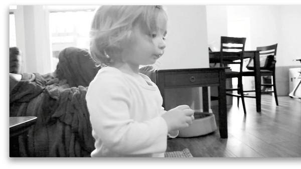 Madeline being Madeline December 24, 2012