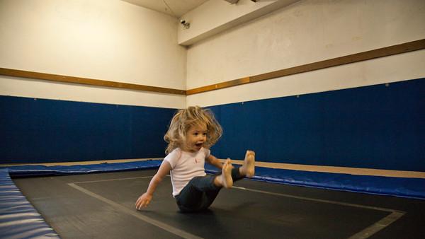 Gymnastics May 2013