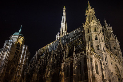 St. Stephens Cathedral, Vienna