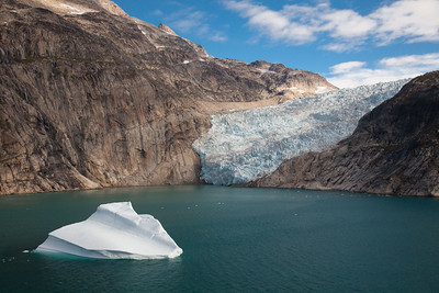 Prince Christian Sound, Greenland