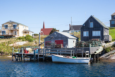 Peggy's Cove, Novo  Scotia