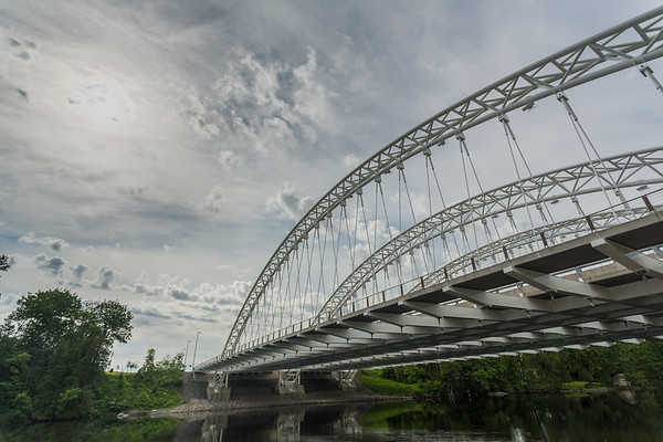 Vimy Bridge River Walk