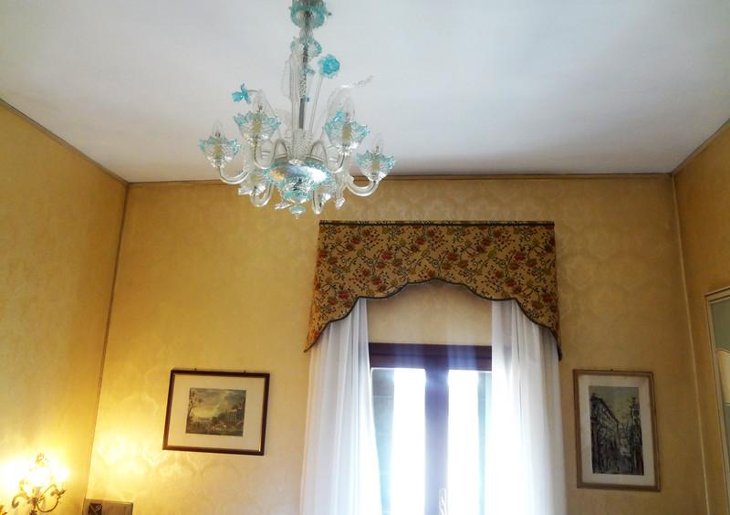 Bedroom Suite in Venice Italy Hotel