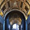 Inside St Marks Basilica in Venice Italy