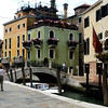 Nice Residential Area in Venice Italy