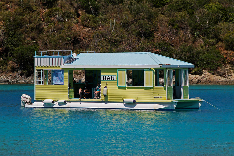 FLOATING BAR