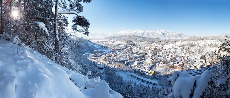 Feldkirch vom Känzele