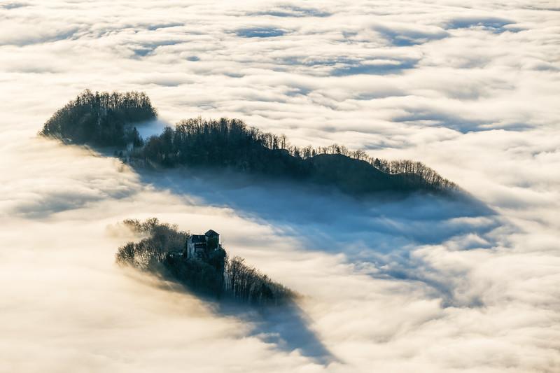 Inseln - Breiter Berg