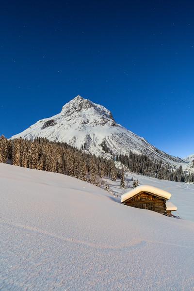 Omneshorn bei Lech