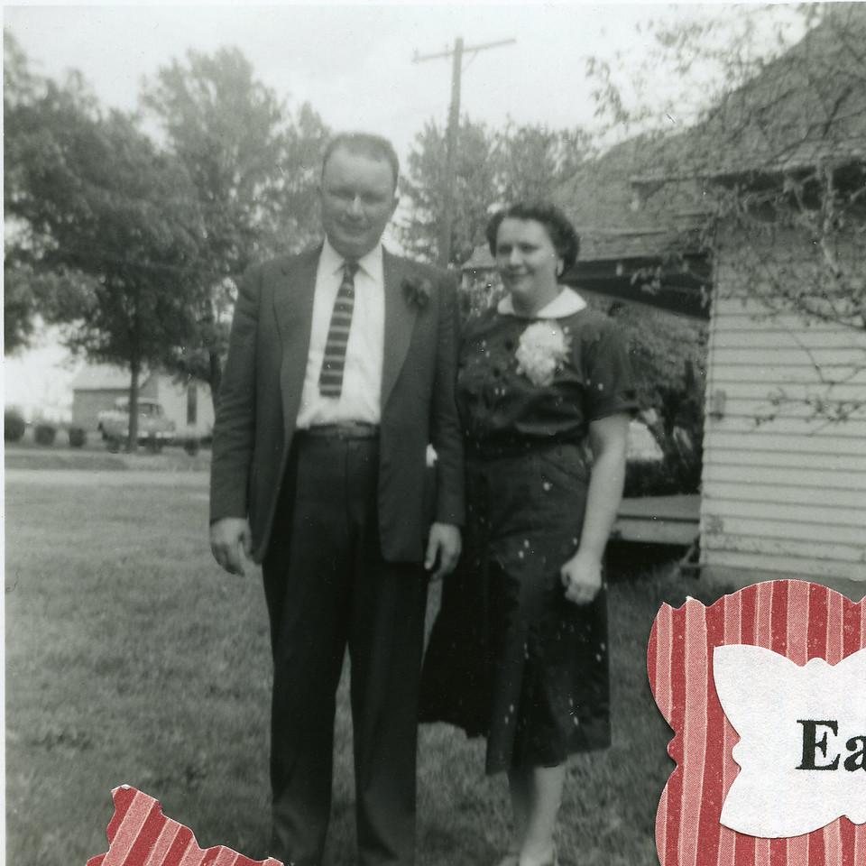 041 Paul, Eva, Easter 1951