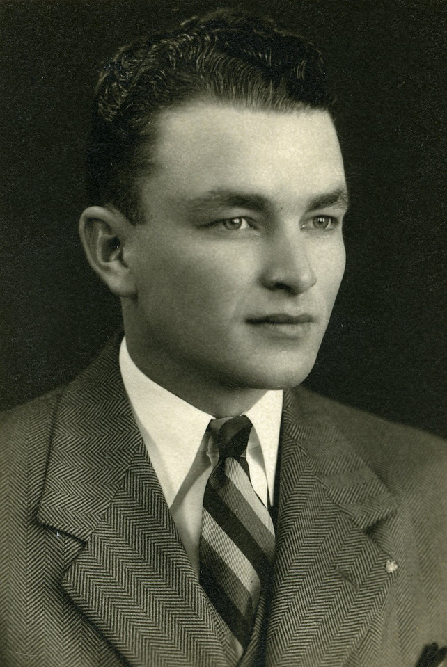 025 Paul, college at MU 1938