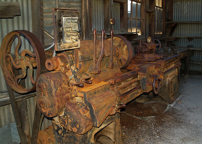 Vulture Mine Powerhouse
