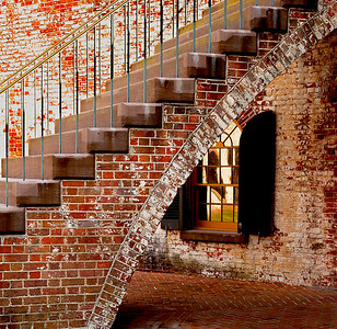 FORT MACON WINDOW