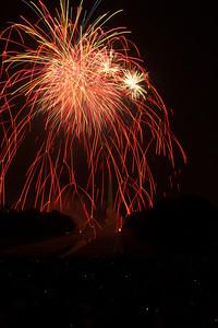 Fireworks or Alien Attack?