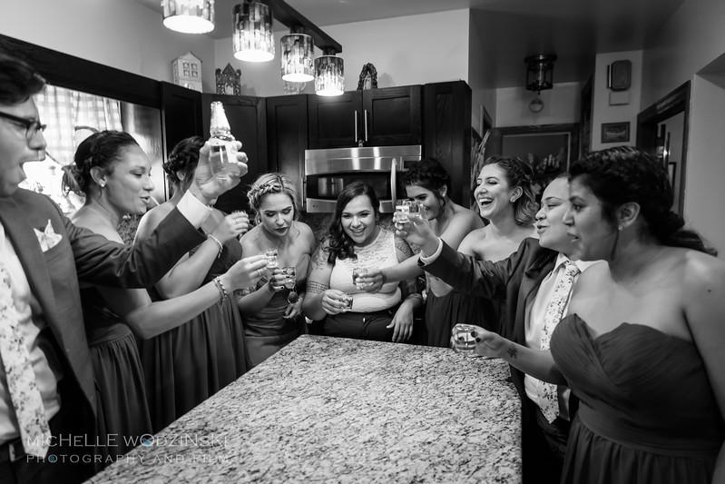 Vanessa & Natalie's Wedding - Lesbian Wedding - Chateau Busche - Chicago Wedding Photographer - Michelle Wodzinski Photography & Film - Fireheart-11-9282