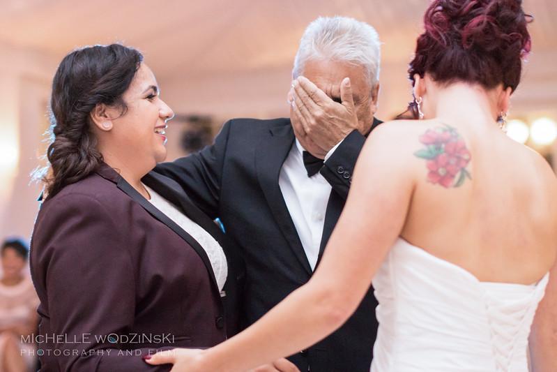 Vanessa & Natalie's Wedding - Lesbian Wedding - Chateau Busche - Chicago Wedding Photographer - Michelle Wodzinski Photography & Film - Fireheart-65-184