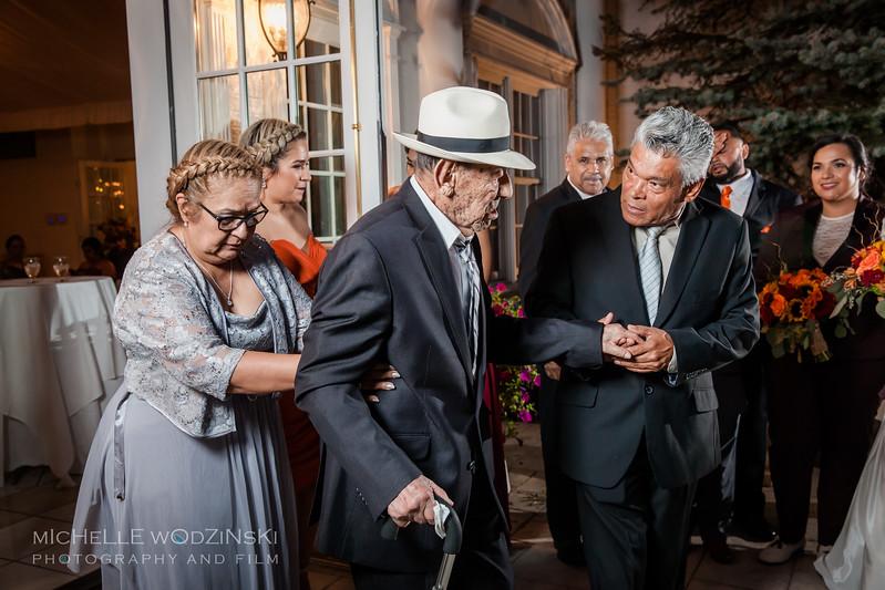 Vanessa & Natalie's Wedding - Lesbian Wedding - Chateau Busche - Chicago Wedding Photographer - Michelle Wodzinski Photography & Film - Fireheart-39-9831