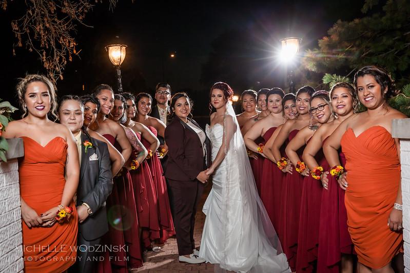 Vanessa & Natalie's Wedding - Lesbian Wedding - Chateau Busche - Chicago Wedding Photographer - Michelle Wodzinski Photography & Film - Fireheart-46-9873
