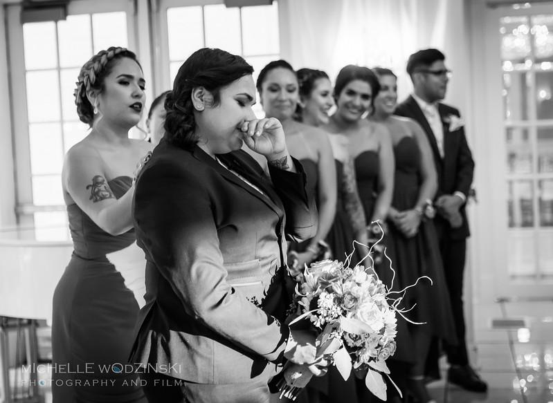 Vanessa & Natalie's Wedding - Lesbian Wedding - Chateau Busche - Chicago Wedding Photographer - Michelle Wodzinski Photography & Film - Fireheart-32-9575