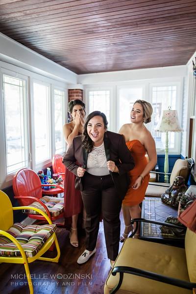 Vanessa & Natalie's Wedding - Lesbian Wedding - Chateau Busche - Chicago Wedding Photographer - Michelle Wodzinski Photography & Film - Fireheart-1-8837