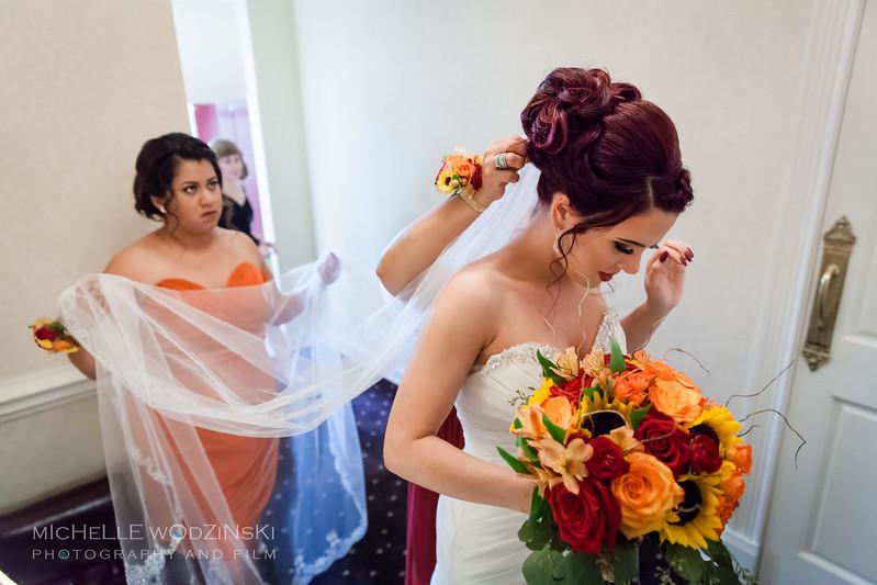Vanessa & Natalie's Wedding - Lesbian Wedding - Chateau Busche - Chicago Wedding Photographer - Michelle Wodzinski Photography & Film - Fireheart-25-9438